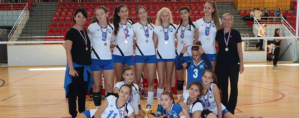 Intervju sa juniorskom reprezentacijom Zagreba