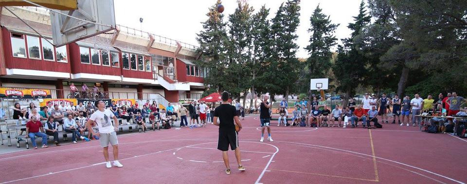 Košarka turnir Makarska 2018.